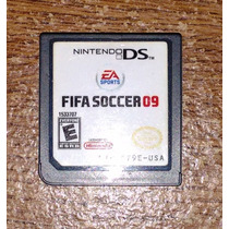 Juego Fifa Soccer 09 Nds Sin Caja