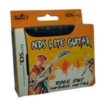 Lite Guitar Para Nintendo Ds 100% Nuevo De Super Oferta!!