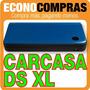 Carcasa Para Nintendo Ds Xl Con Botones/tornillos 100% Nuevo