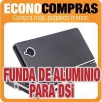 Funda De Aluminio Para Nintendo Dsi 100% Nuevo