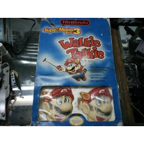 **** Super Mario Bros 3 Walkie Talkie ****