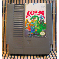 Astyanax - Nes Action Side Scroller - Jaleco / Aicom