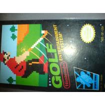 Super Mario Bros Golf Para Nes Clasica Juego Decoleccion Mmu