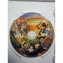 Indiana Jones 2 - Lego - Videojuego - Wii (solo Disco)