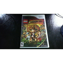 Lego Indiana Jones The Original Adventures Wii
