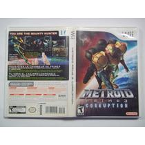 Metroid Prime 3 - Videojuego - Wii