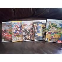 Paquete Wii Entretenimiento - 5 Juegos Incluidos
