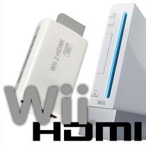 Adaptador Convertidor Hdmi Para Wii