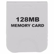 Tarjeta De Memoria 128 Mb Para Nintendo Wii Y Gamecube