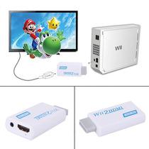 Adaptador Hdmi Para Wii Nuevo