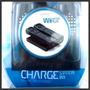 Base Cargador Inalambrico Wiimote Y 2 Baterias Wii/u Motion