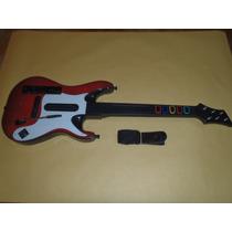 Guitarra Guitar Hero Nintendo Wii Inalambrica Excelente Stdo