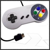 Control Clasico Para Wii Super Nintendo Snes Original Ttx