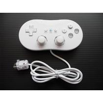 Classic Control Para Wii (nuevo) Mmu