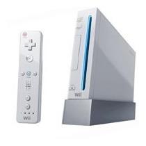 Consola Wii Color Blanco O Negra Con Un Control Inalambrico