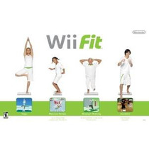 Wii Fit Balance Board Con