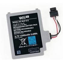 Bateria Pila Original Wup-012 Para Control Wiiu Gamepad