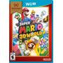 ® Super Mario 3d World Para Wii U Nuevo Y Sellado ®