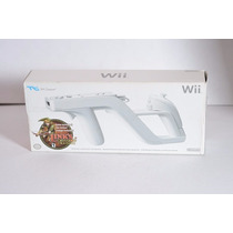 Wii Zapper Con Juego Link´s Crossbow Training