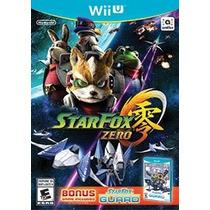 Star Fox Zero Wiiu Con Bono 4/22