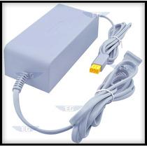 Nueva Fuente De Poder Ac En Caja Nintendo Wii U 100% Calidad