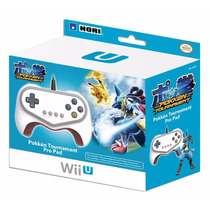Control Hori Pokken Tournament Pro Pad - Wii U Fgk