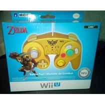 Classic Controller Wii & Wii U Zelda Link Hori Battle Pad