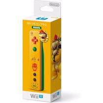 .. Wii Remote Plus Edi. Koopa / Bowser .. Para Nintendo Wiiu