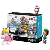 Nintendo Wii U De Luxe Set Super Mario 3d World Nuevo