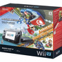 Nintendo Wii U Deluxe Set Con Mario Kart 8