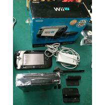 Nintendo Wii U En Caja Y Buenas Condiciones