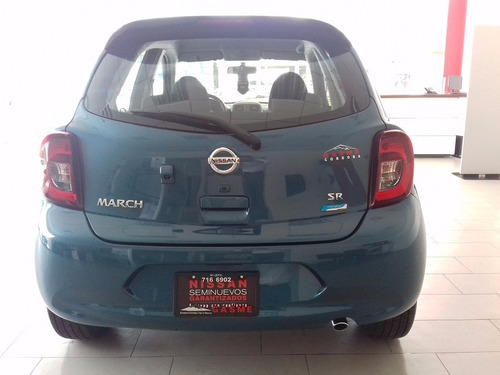 Nissan March Sr T/m 2016