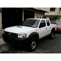 Nissan Np 300 2013 Doble Cabina 4x4 Disel