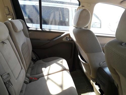Nissan Pathfinder Se Comfort 2007