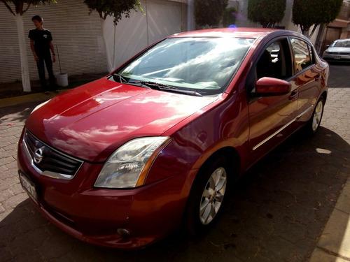 Nissan Sentra 2012 Emotion Cvt 2.0 Factura Original Impecabl