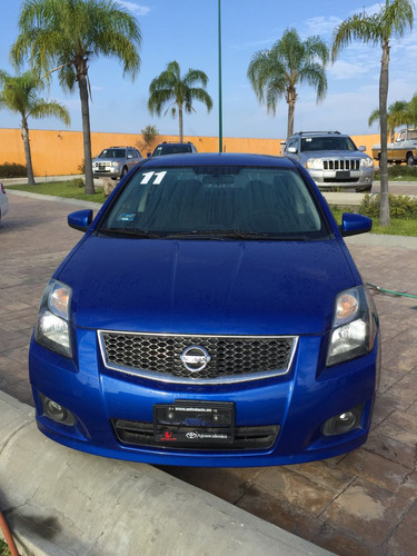 Nissan Sentra 4p Sport Road Cvt 2.0l 2011