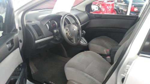 Nissan Sentra Custom At Modelo 2011