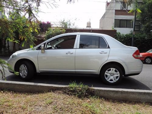 Nissan Tidda 2015 Automatico Reestrenelo Poco Km Impecable