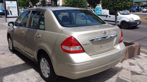 Nissan Tiida 2013 Aut