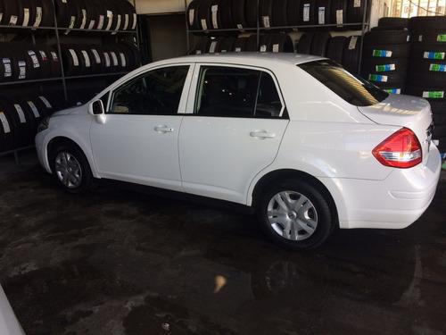 Nissan Tiida Factura Original Un Dueño Todo Pagado Nuevoo!!