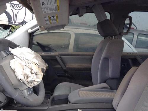 Nissan Titan V8 Partes, Refacciones, Piezas, Desarme, Yonque