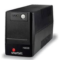 No Break, Regulador Y Supresor De Picos Smartbitt Nb500