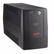 Nobreak Apc Bx600l-lm 600va Regulador Ups Respaldo Energía