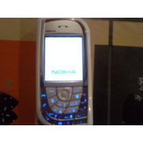 Nokia 7610 M.l.perfecto Estado Ponle Tu Chip Telcel Y Listo