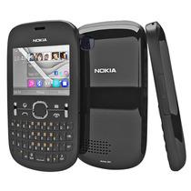 Nokia Asha 201 Cam 2mp Redes Sociales Integradas Radio Fm