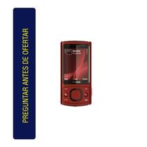 Nokia 6700 Slide Reproductor Mp3 Radio Cam 5mp Bluetooth