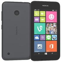Nokia Lumia 530 Telcel Nuevo Gris + Audifonos Coloud Regalo