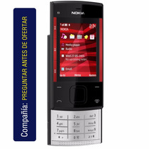 Nokia X3-00 Cám 3.2 Mpx Bluetooth Mp3/mp4 Radio Fm Micro Usb