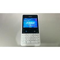 Nokia Asha 210.5 Color Blanco