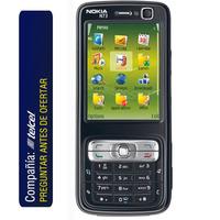 Nokia N73 Cám 3.2 Mpx Música Bluetooth Navegador Symbian Os